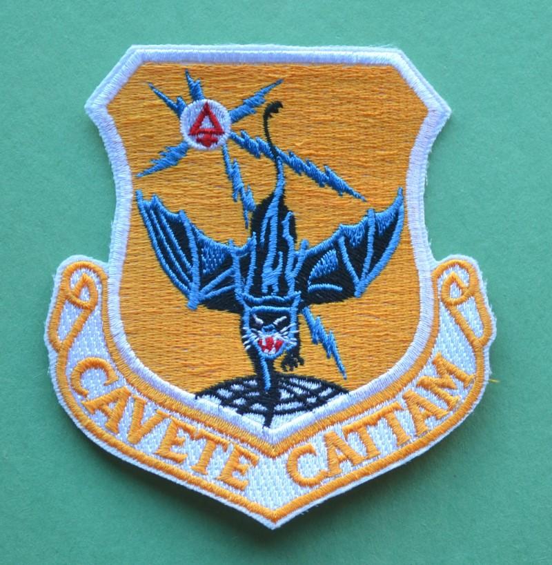 Batcat Wing Patch