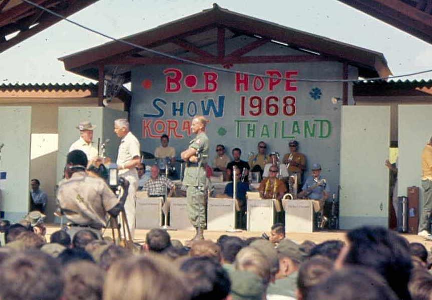 Bob Hope page heading